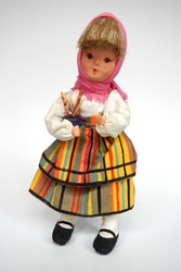 Picture of Poland Doll Opoczno