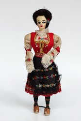 Picture of Serbia Doll Sumadija