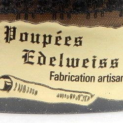 Picture for manufacturer Poupées Edelweiss