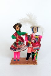 Picture of Bolivia Dolls La Paz