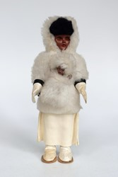 Picture of USA Alaska Inuit Doll