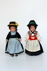 Picture of Germany Dolls Bavaria