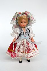Picture of Germany Doll Spreewald Sorb People