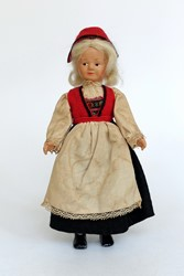 Picture of Norway Doll Hardanger