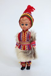 Picture of Norway Doll Lapland Sami