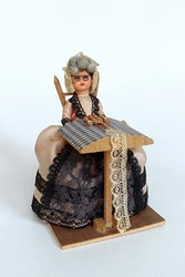 Picture of Belgium Doll Lacemaker Brugge