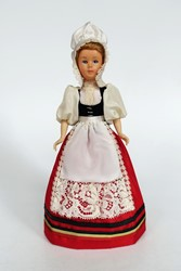 Picture of Belgium Doll Brussels