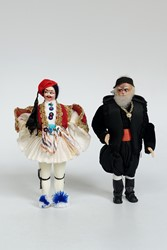 Picture of Greece Dolls Athens Evzone & Crete