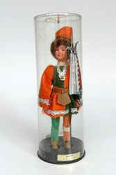Picture of Italy Doll Siena Contrada Selva