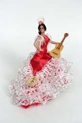 Picture of Spain Doll Flamenco Dancer Trini