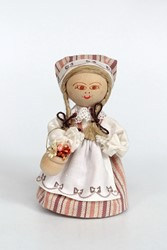 Picture of Sweden Doll Unknown Region