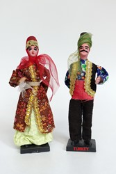 Picture of Turkey Dolls by Hüner