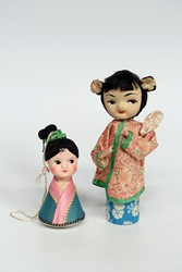 Picture of China & Taiwan Dolls