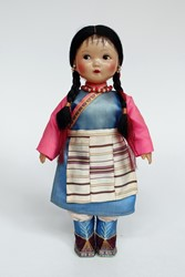 Picture of China Doll Tibetan People