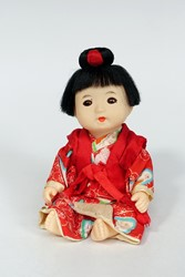 Picture of Japan Doll Ichimatsu Ningyo