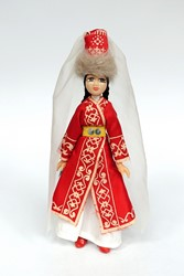 Picture of Kazakhstan Doll Almaty