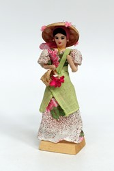 Picture of Philippines National Costume Doll
