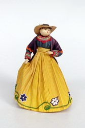 Picture of Ecuador Doll Corn Husk