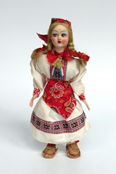 Picture of Croatia Doll Zagreb Sestine