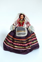 Picture of Greece Doll Corfu