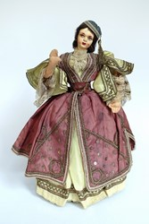 Picture of Greece National Costume Doll