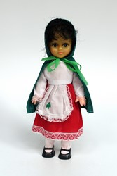 Picture of Ireland National Costume Doll