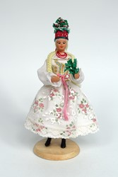 Picture of Poland Doll Krakow Bride