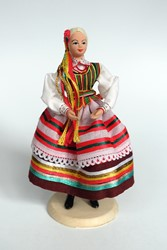 Picture of Poland Doll Lublin