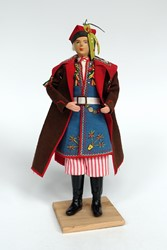 Picture of Poland Doll Krakow Brzesko
