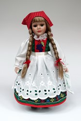 Picture of Germany Doll Rhein Winzerin