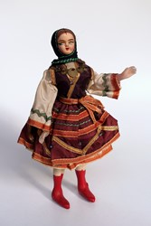 Picture of Greece Doll Rhodes