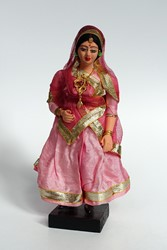 Picture of India Doll Rajasthan Bride