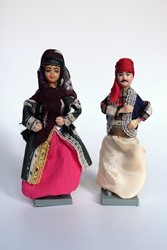 Picture of Turkey Dolls by Huner