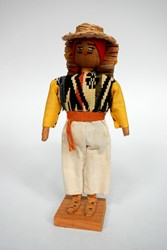 Picture of Guatemala Peasant Doll