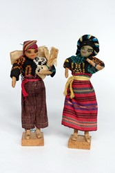 Picture of Guatemala Dolls