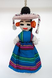 Picture of Mexico Doll Oaxaca
