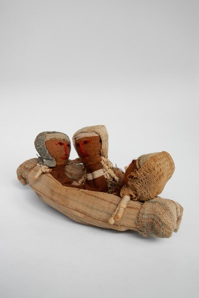 Picture of Peru Chancay Grave Dolls