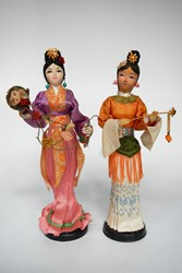 Picture of Taiwan 2 Royal Court Dolls