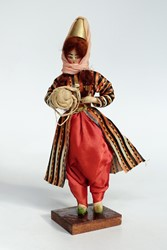 Picture of Turkey Doll Ottoman Dress