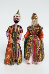 Picture of Turkey Dolls Ottoman Dress