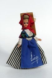 Picture of Belgium Doll Liège
