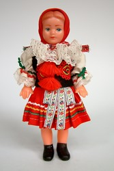 Picture of Czechia Doll Vlcnov