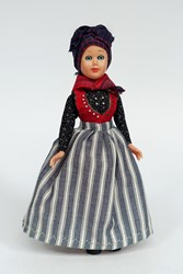 Picture of Denmark Doll Romo