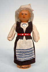 Picture of Finland Doll Joutseno