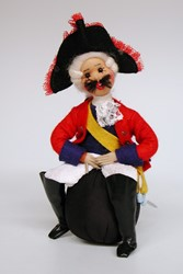 Picture of Germany Doll Baron von Munchhausen