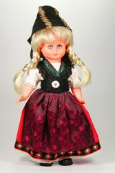 Picture of Germany National Costume Doll