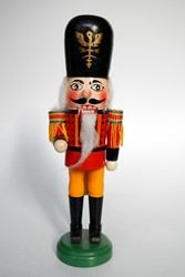 Picture of Germany Erzgebirge Nutcracker Doll