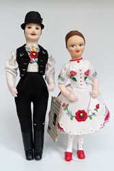 Picture of Hungary Dolls Kalocsa