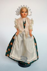 Picture of Italy Doll Milano Lombardia
