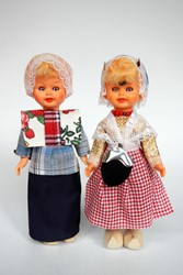 Picture of Netherlands 2 Dolls Spakenburg & Drenthe